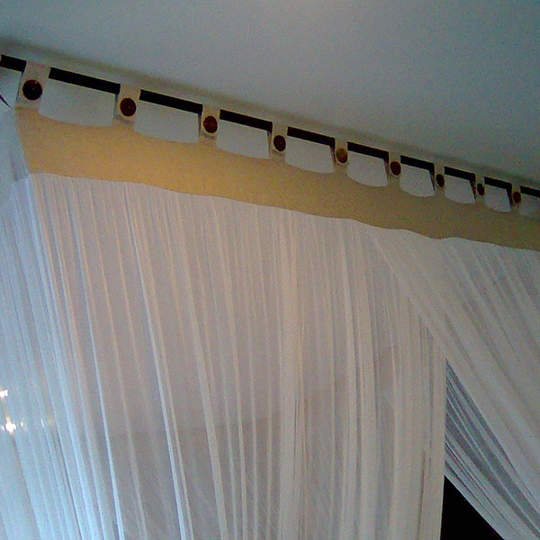 Curtain Fitras